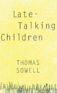 late talking children book sowell - Late Talkers Foundation